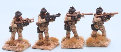 SF18 SEAL fireteam in gortex
