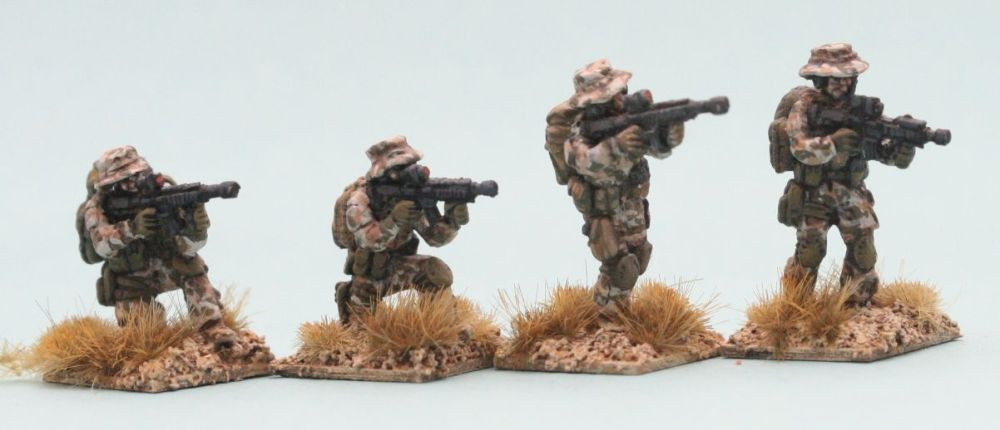 SFP01 Polish Special Forces AGAT