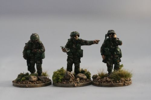 PAS07 PASGT US ARMY/USMC Commanders