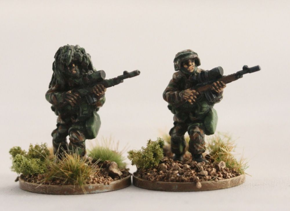 PAS13 PASGT US ARMY/USMC with M21 Sniper rifle