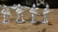 FT01 Tropic French Riflemen advancing