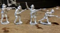 FT02 Tropic French Riflemen skirmishing