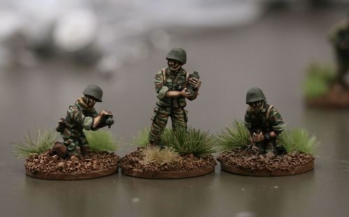 FP07 French Mortar Crew NO GUN