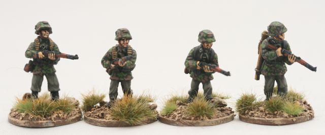 SSM06 Waffen SS rifle squad