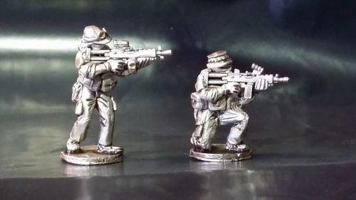 SASR02 Modern Australian SAS SAWs