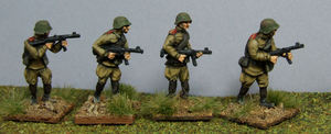 RALS03  Pps43 SMGs with bedroll
