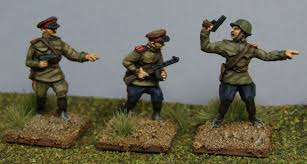 RALS07  Red Army Officers
