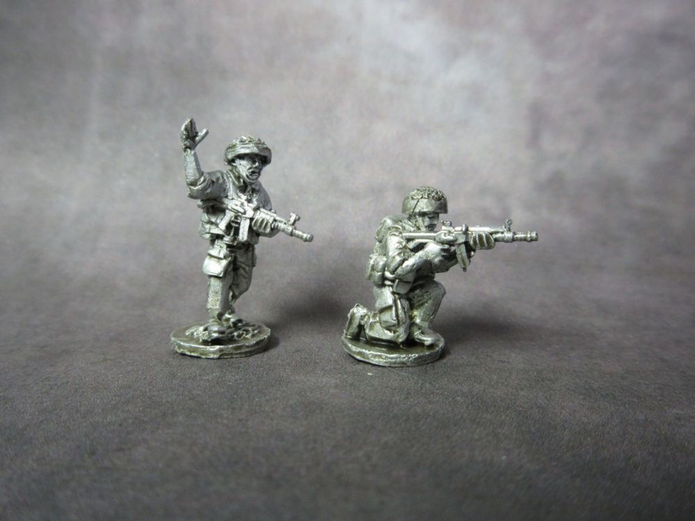 IDF06 IDF NCO and Galil kneeling firing