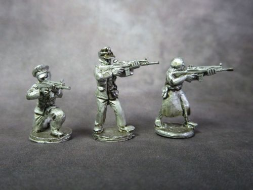 WGP03 West German Police Skirmish set B