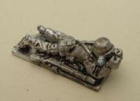 FP15 French .50 cal gunner NO GUN