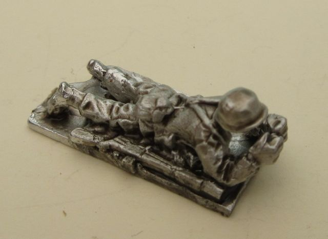 FP15 French .50 cal gunner and gun