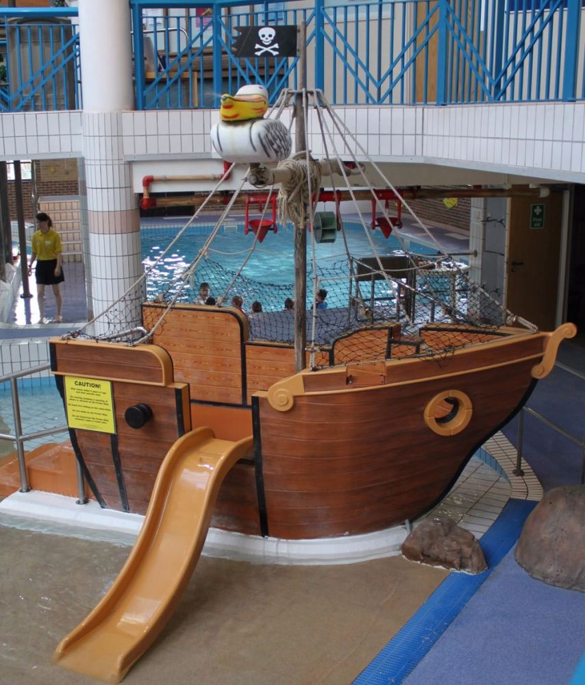 rr pirate ship