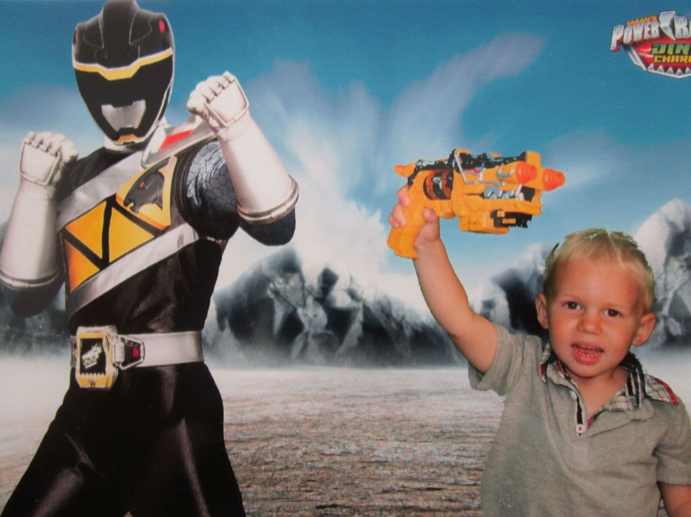 sam power ranger 2