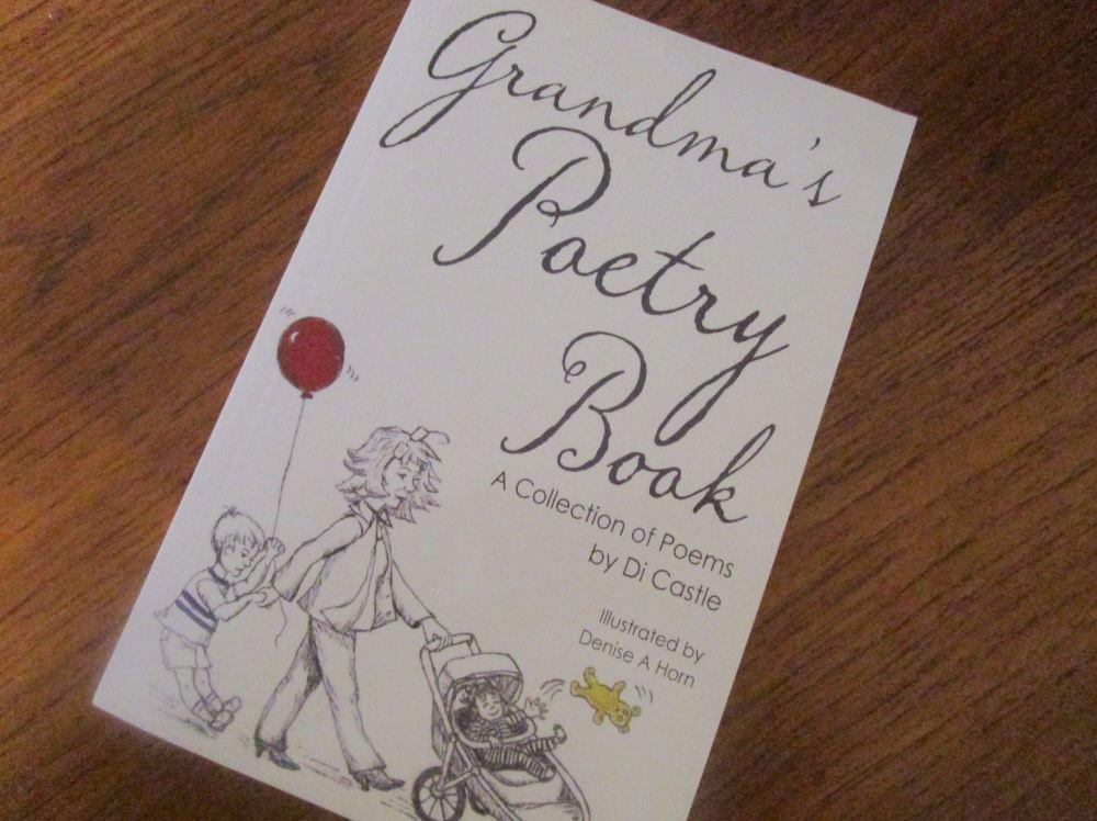 grandmas poetry book