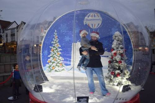snow globe pic new