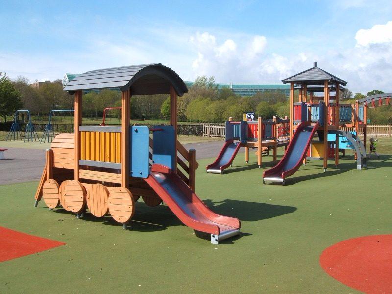 Dorset Parks And Gardens Redhill Park Home Site Bournemouth