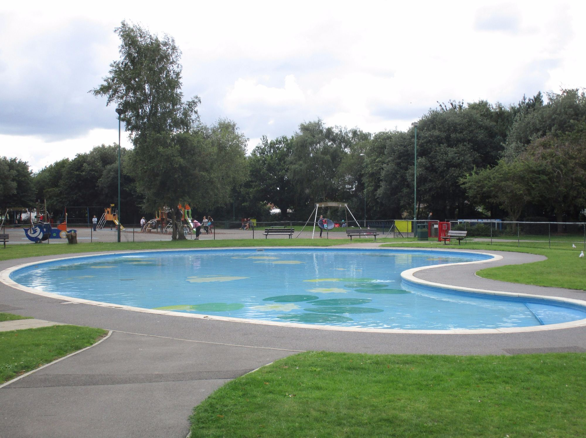 Dorset Splash Parks And Paddling Pools