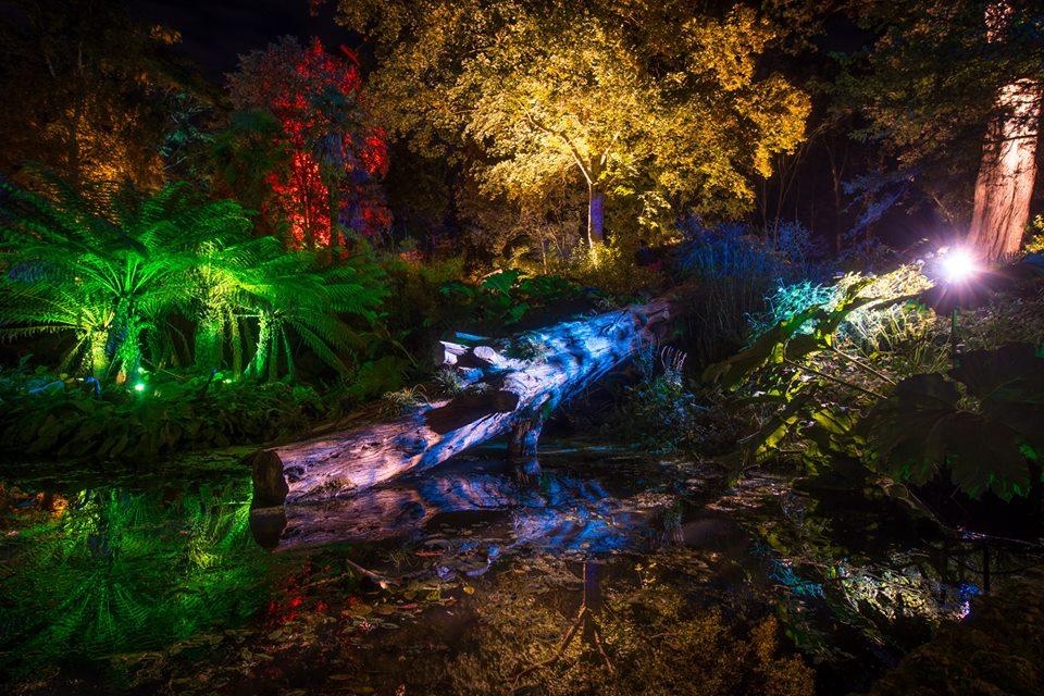 abb sub garden illumination