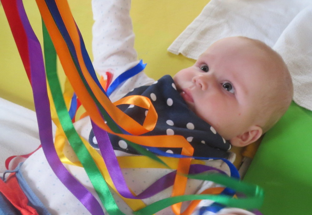 lucy baby sensory 5