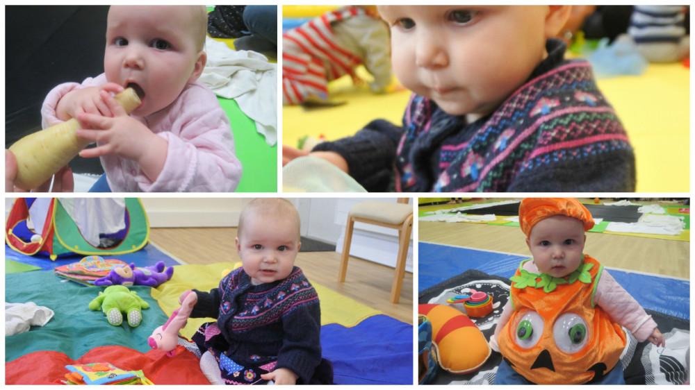fotor baby sensory