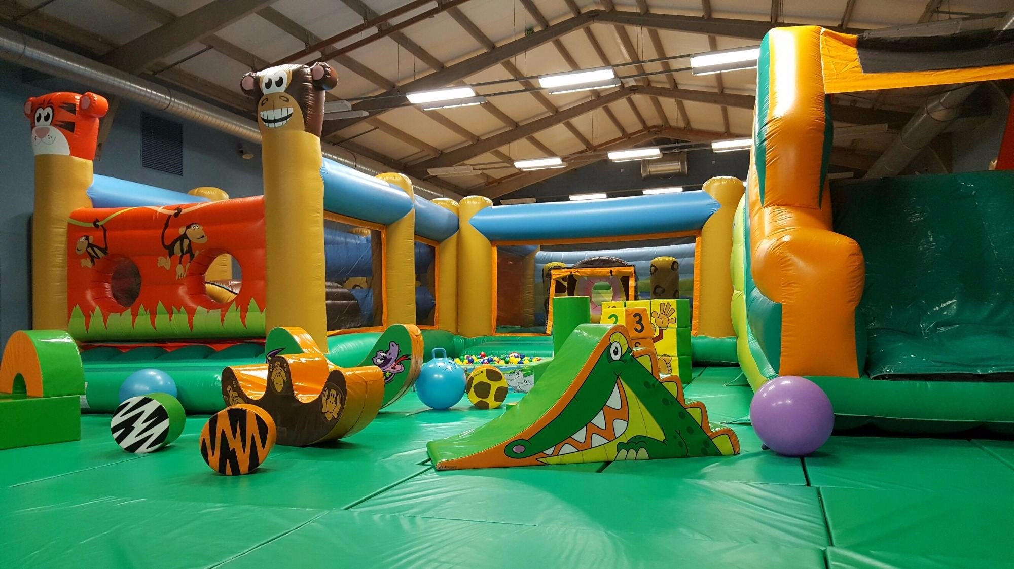 Soft Plays And Play Cafes Dorset