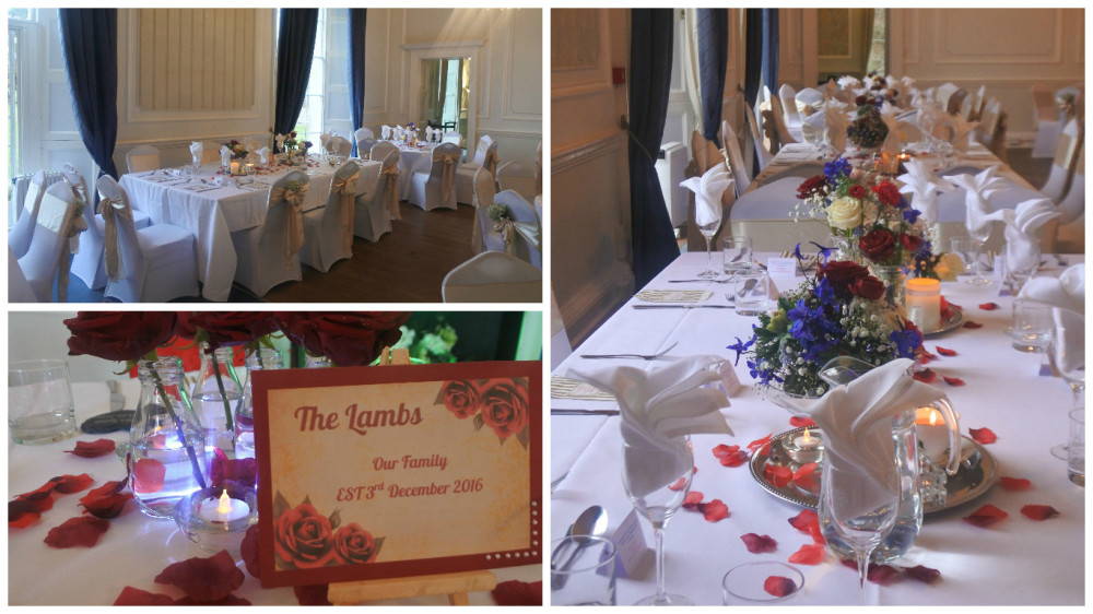 fotor merley house wedding breakfast