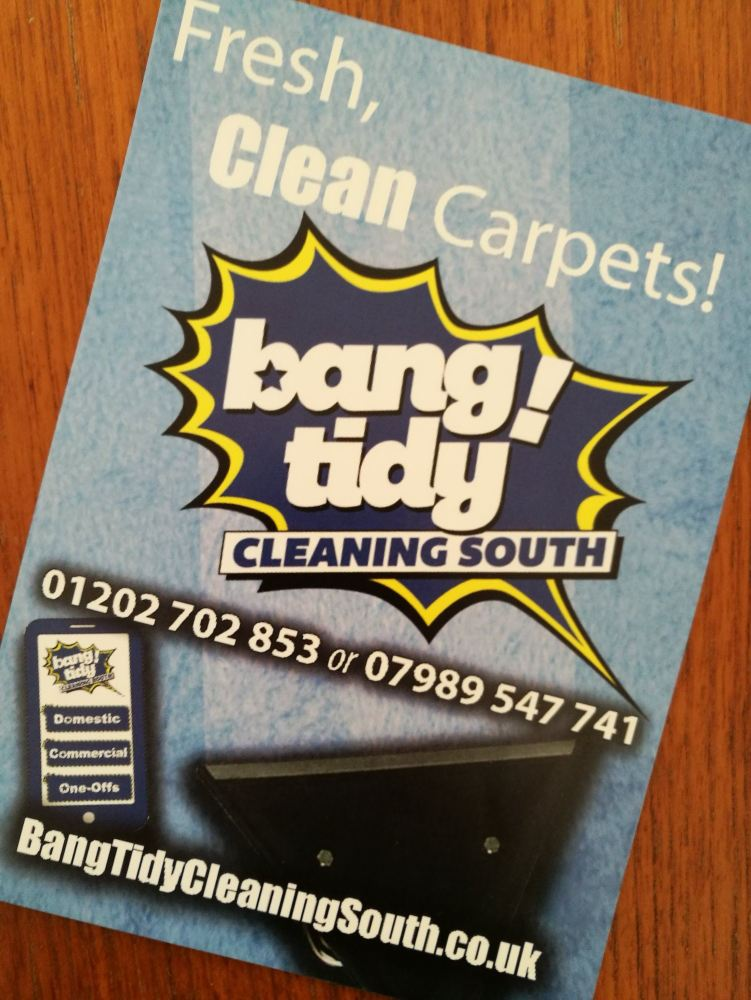 bang tidy leaflet