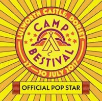 bestival pop star badge