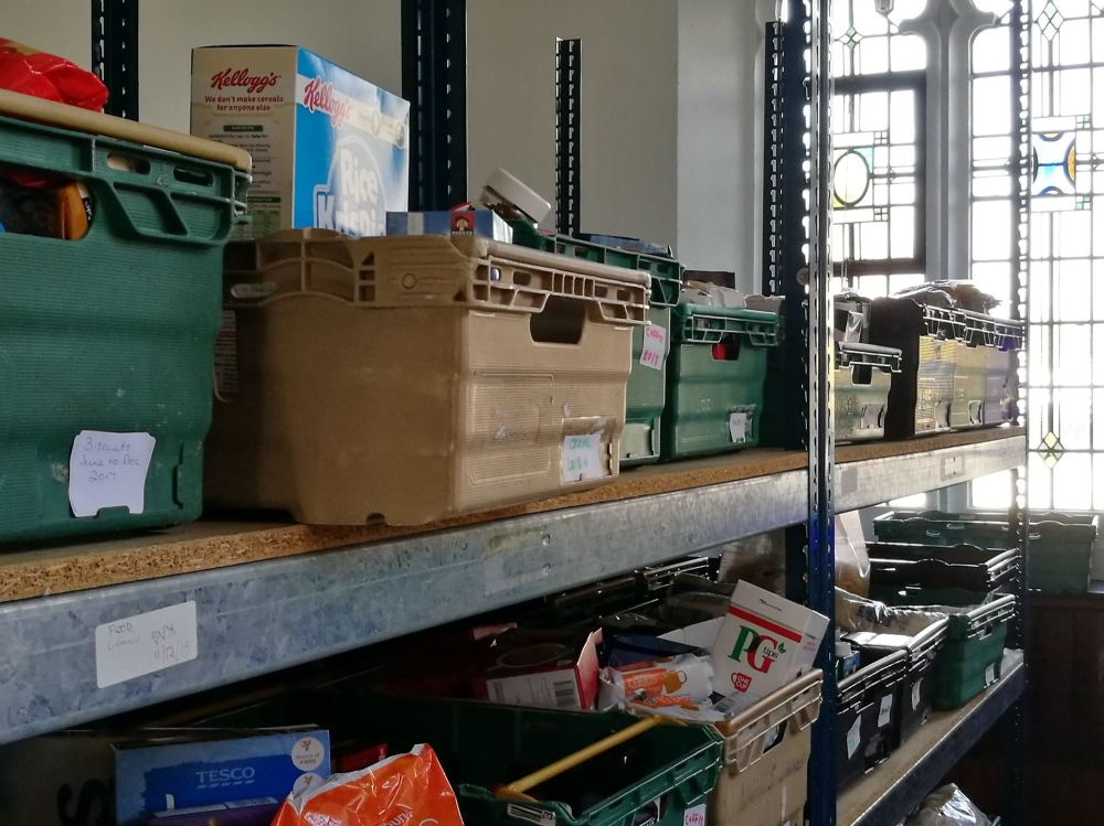 poole food bank 1