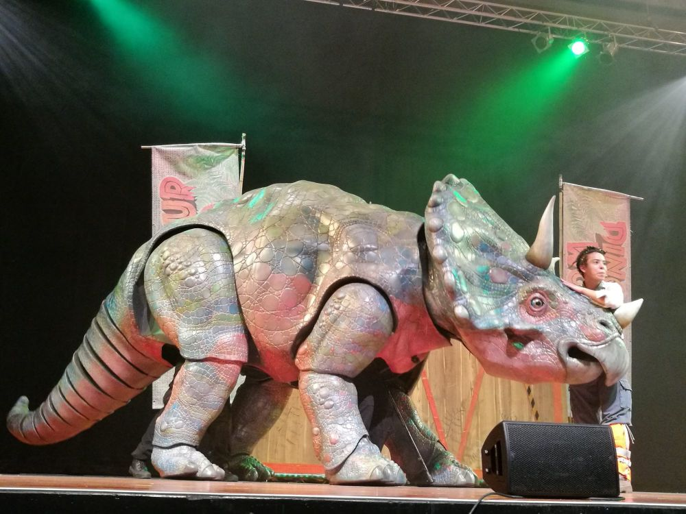 Dinosaur World Live 4