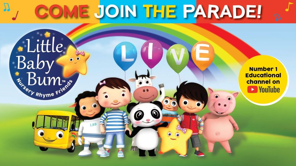 Little Baby Bum Live