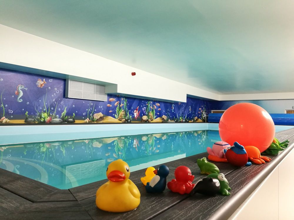 Secluded Swim Ferndown visit 1