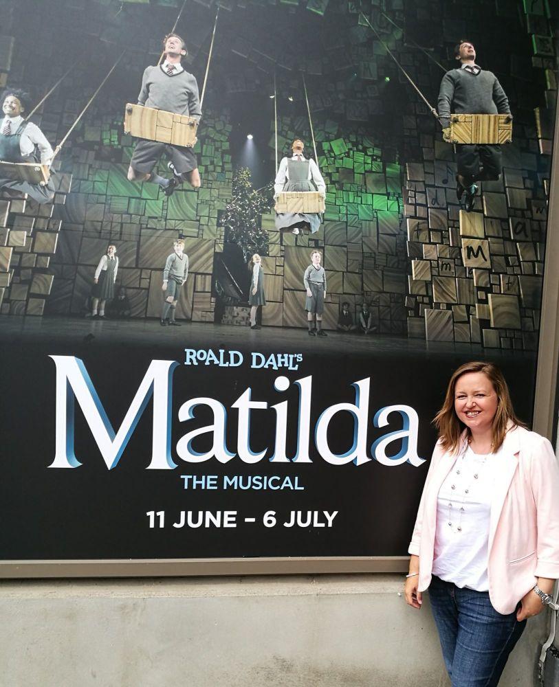 Matilda Mayflower June 2019