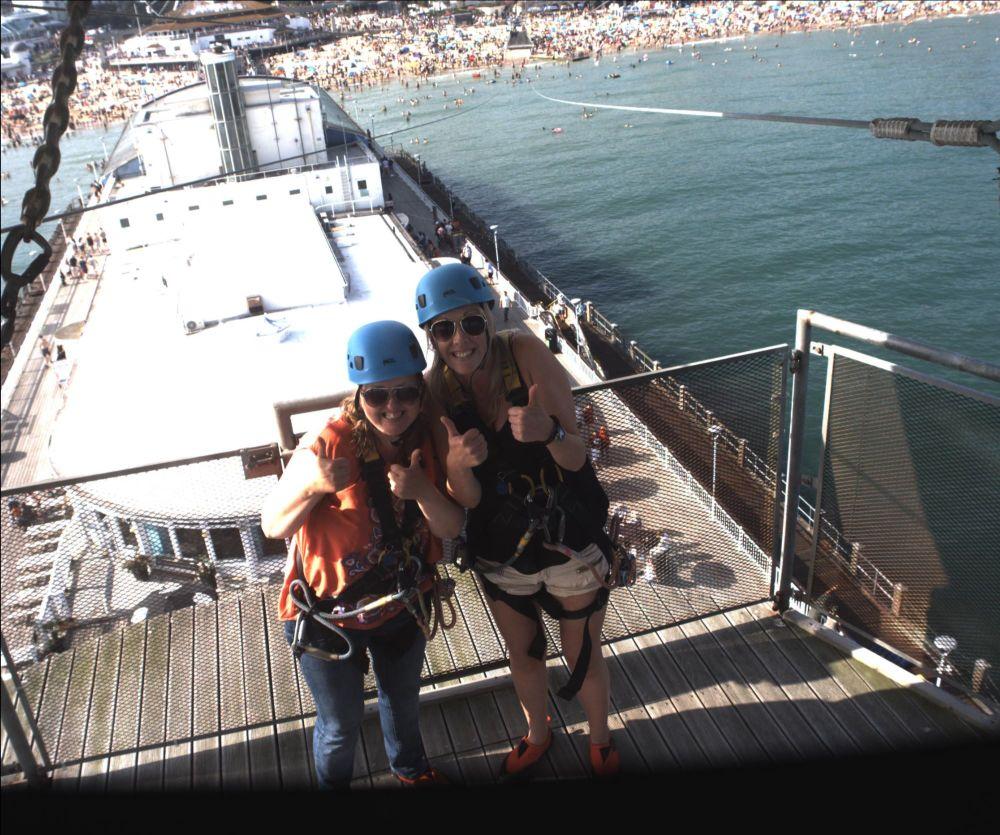 Bournemouth Day PierZip 2