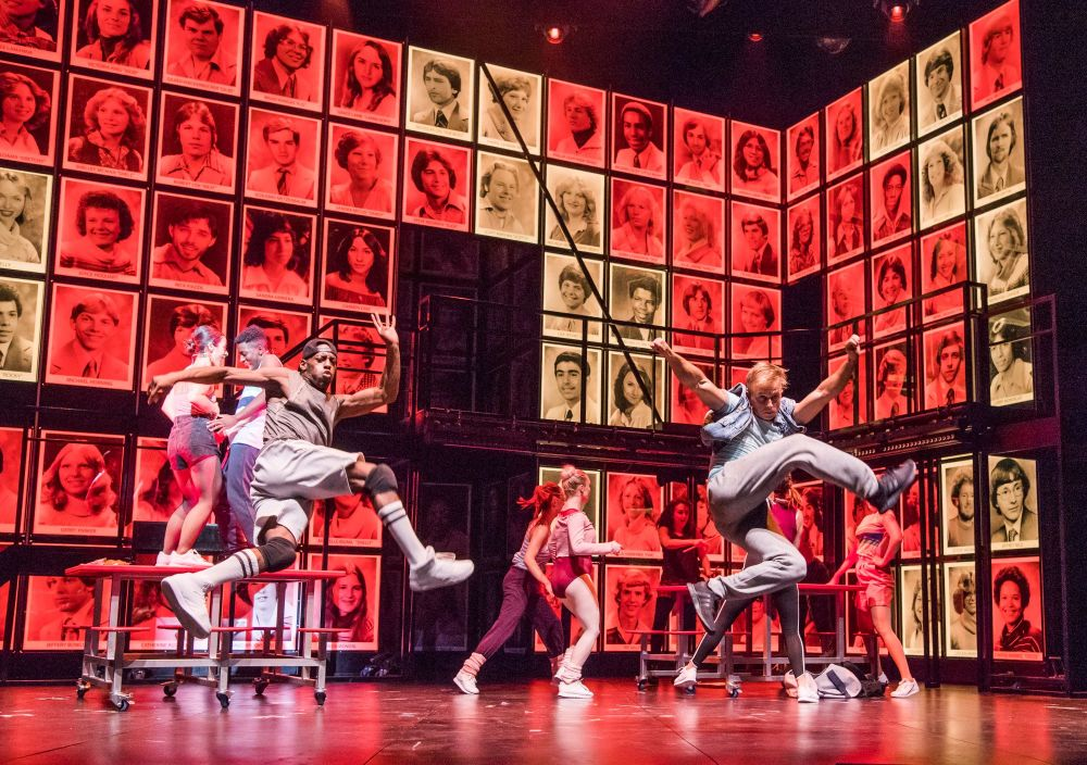 Fame The Musical-Tour-Manchester-1722