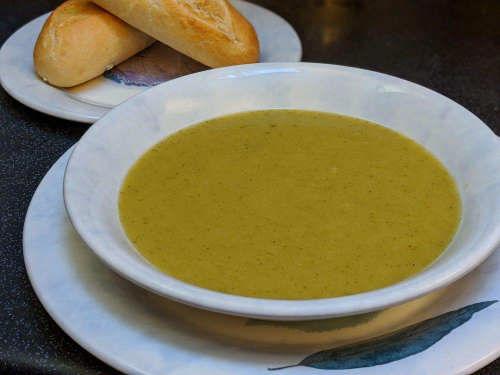 Soup Mar 1