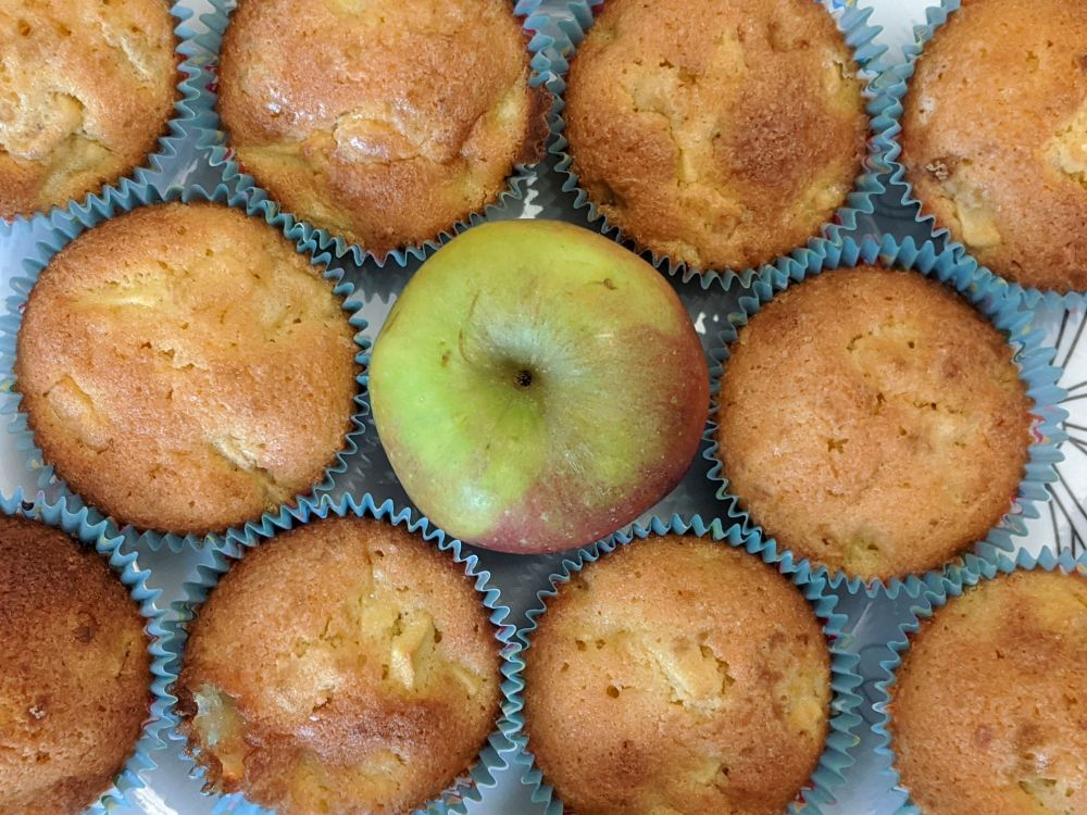 Apple Cakes Apr 6