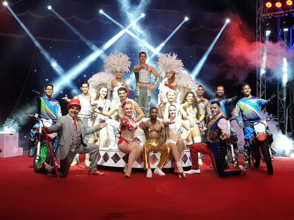 Circus Berlin cast 2020
