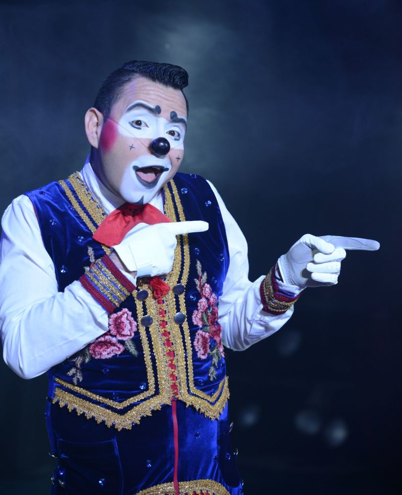 Circus Berlin Eddie Clown 2020