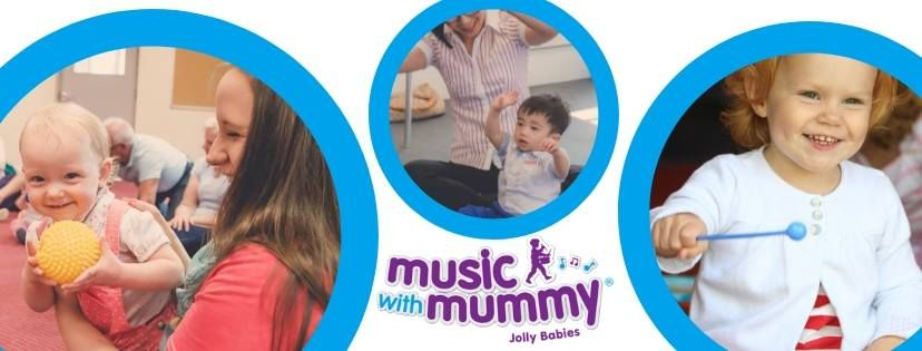 Music with Mummy banner 2021