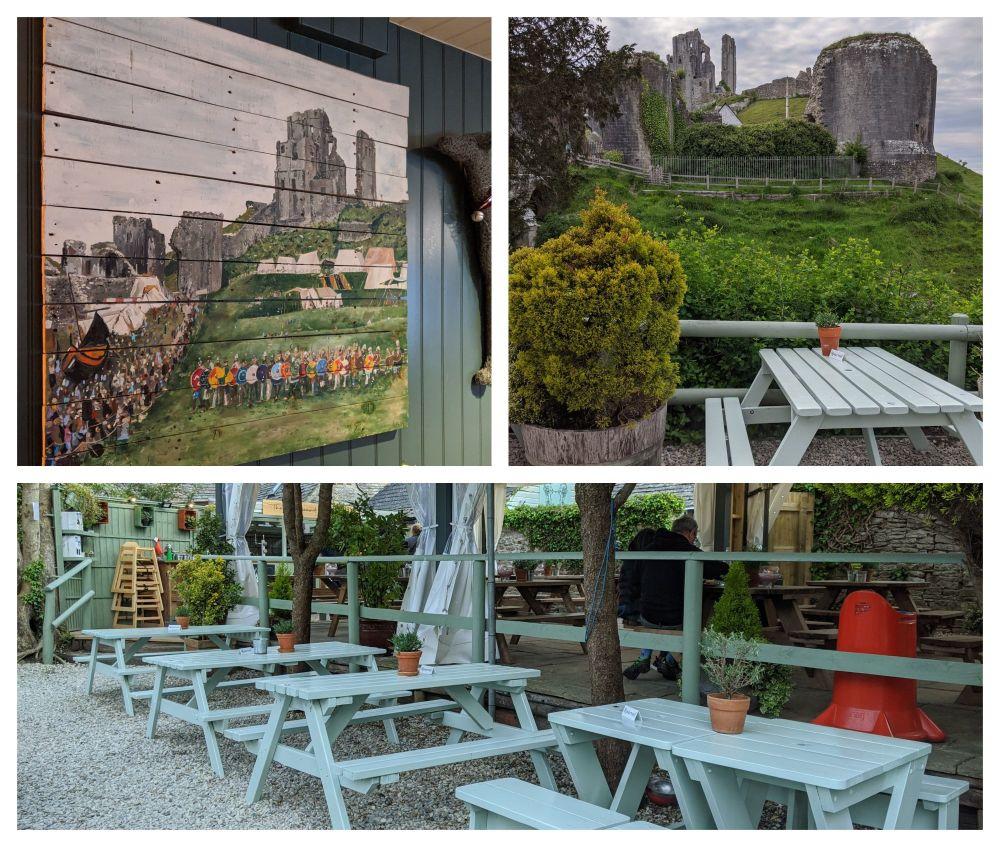 Collage Greyhound Inn 1