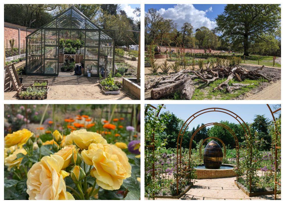 Collage Careys Secret Garden 1