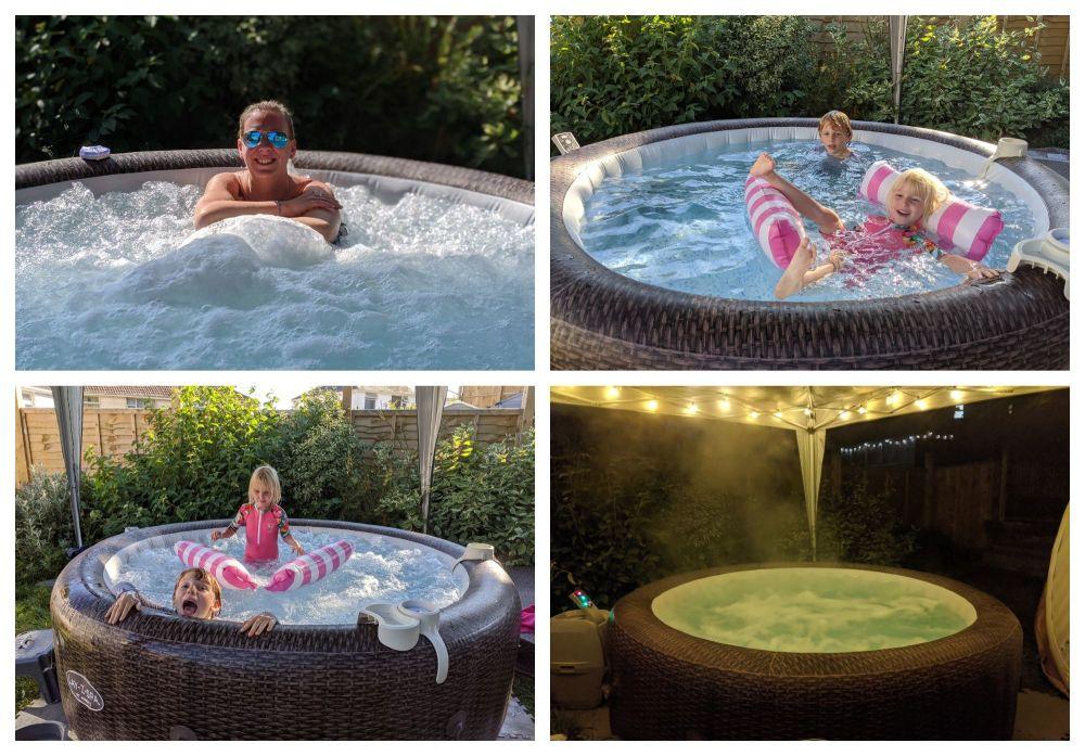 BeFunky Hoppin Hot Tub