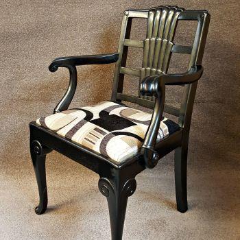 Fine Art Deco armchair