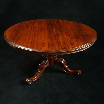 Victorian Rosewood Table