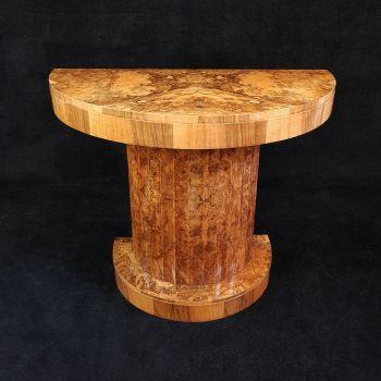 Fine Art Deco side table.