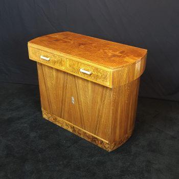 Art Deco serving table