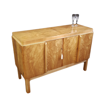 Superb Art Deco sideboard by Fortnum & Mason