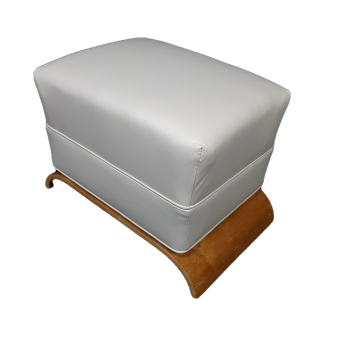 Art Deco dressing stool