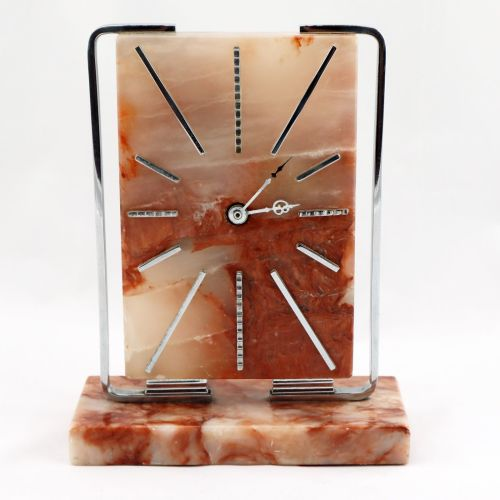 Good Art Deco clock